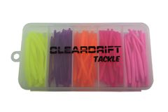 Cleardrift's Trout Worms Combo Pack