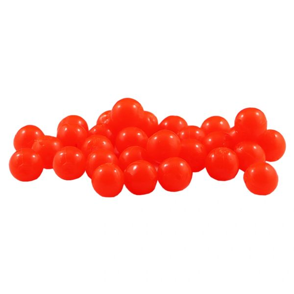 Soft Beads: BC Orange