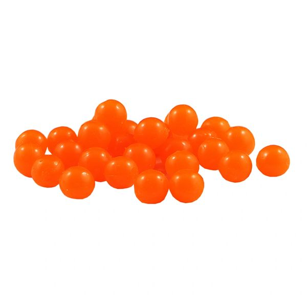 Soft Beads: Orange Haze.
