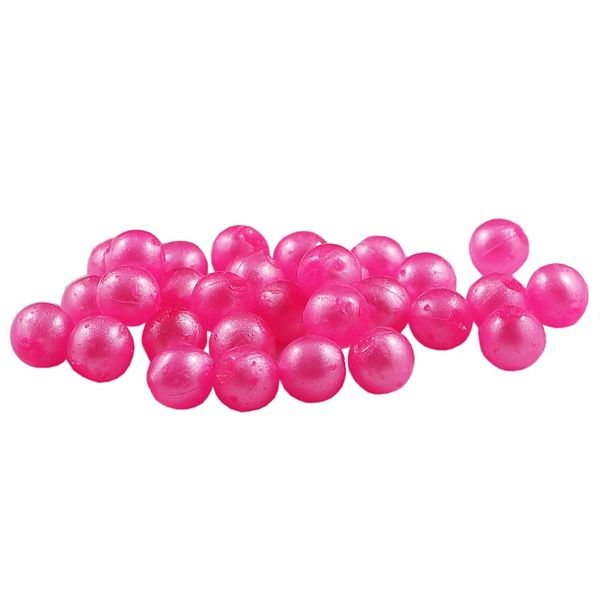 Soft Beads: Hot Pink Pearl
