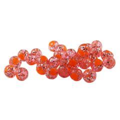 Glitter Bomb: Candy Apple with Orange Dot