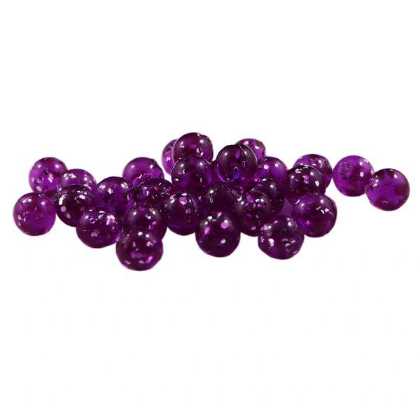 Purple Glitter Bomb