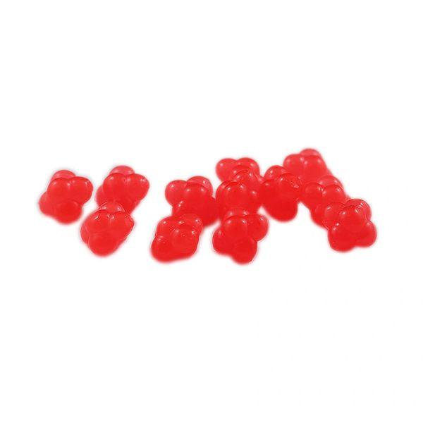 Egg Clusters: Rocket Red.