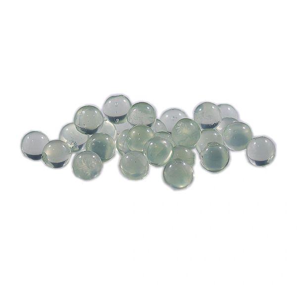 Clear Soft Beads: Light Blue
