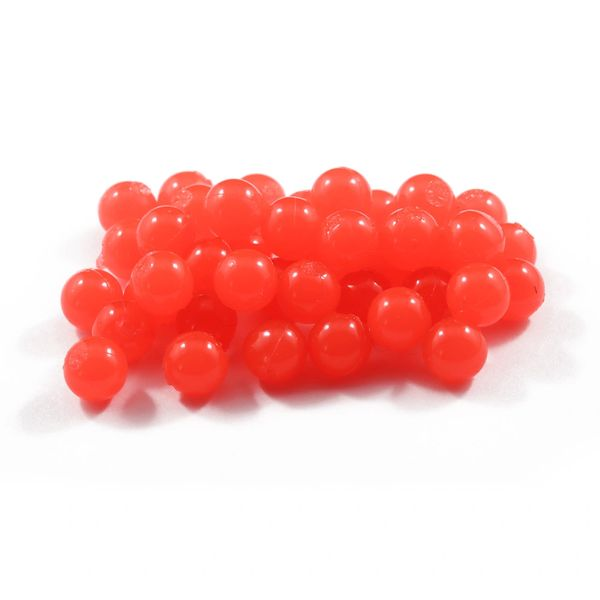 Soft Beads: Rocket Red