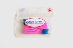 Steelhead Worms: Cotton Candy
