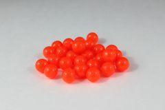 Soft Beads: BC Orange