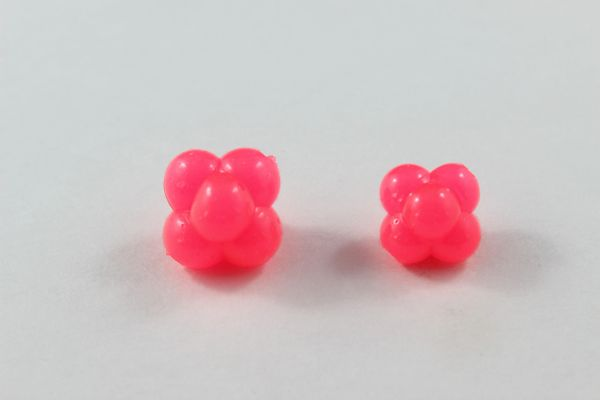 Glow Egg Clusters: Hot Pink