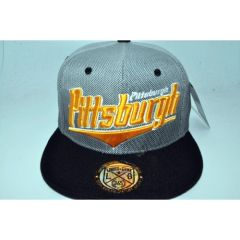Team City Logo Caps Flatbill Snap Back