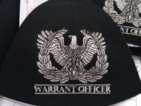 Warrant Officer US Army