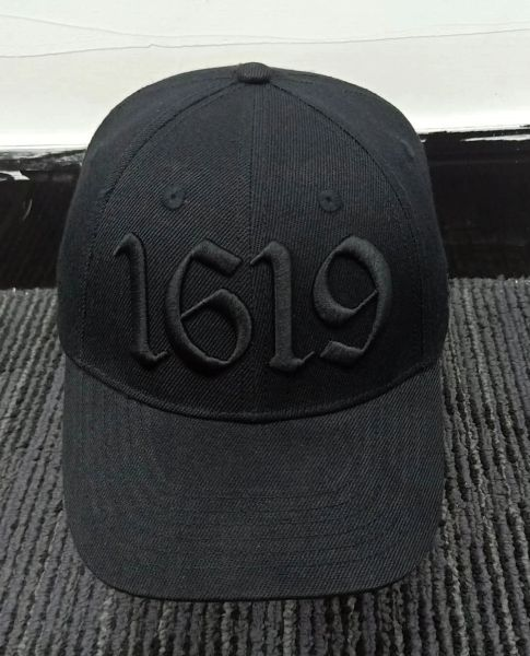 1619 Cap/Lest We Forget