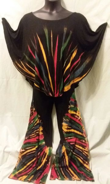 Soul On Fire Pant Set
