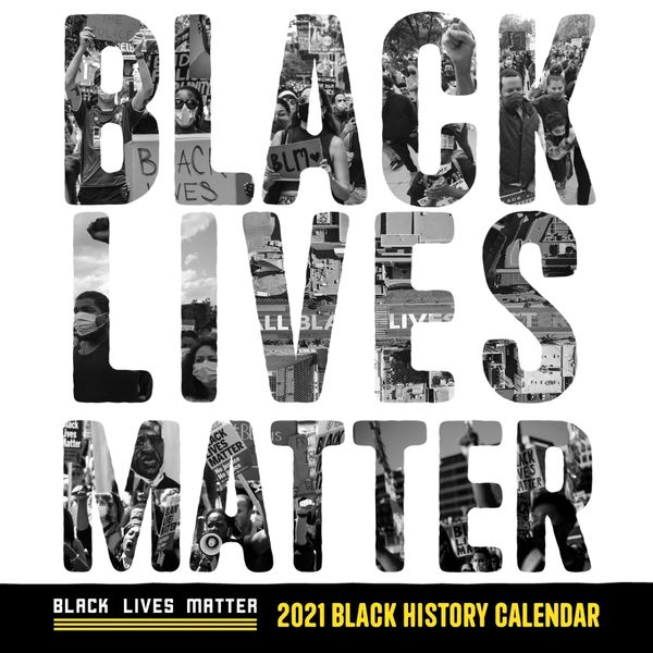 2021 Black History Calendars
