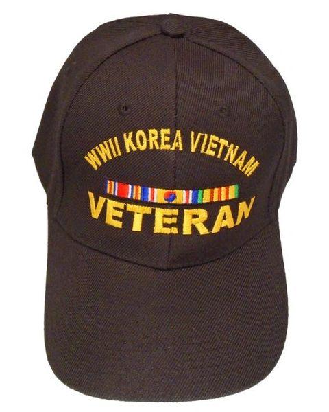 War, Conflicts & Campaign Caps