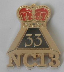 Commemorative Class Pins United Supreme Council North & South Limited Edition