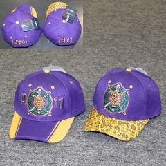 Greek Fraternity Ball Caps
