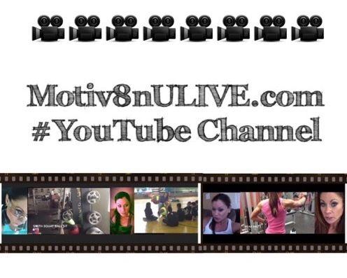 Motiv8nU LIVE #YouTube channel subscription