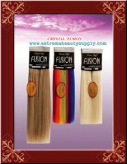 Lord & cliff crystal fusion silky 16 inch long