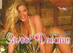 sweet dream Erotic pink Lingerie bikini hot beauty babes girl lady sexy model 2019 Calendar