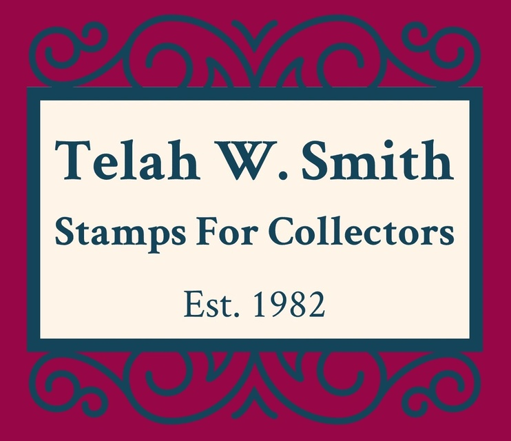 Telah W. Smith  Welcome to the A.P.S Virtual Stamp Show