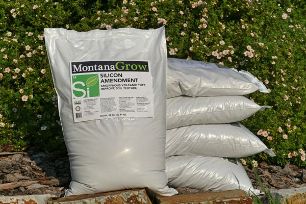 MontanaGrow Silicon Amendment 50 lb Bag