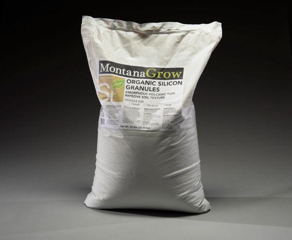 MontanaGrow Silicon Granules - 50 lb. bag