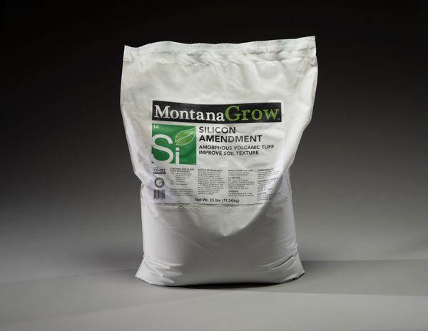 MontanaGrow Silicon Amendment - 25 lb. bag