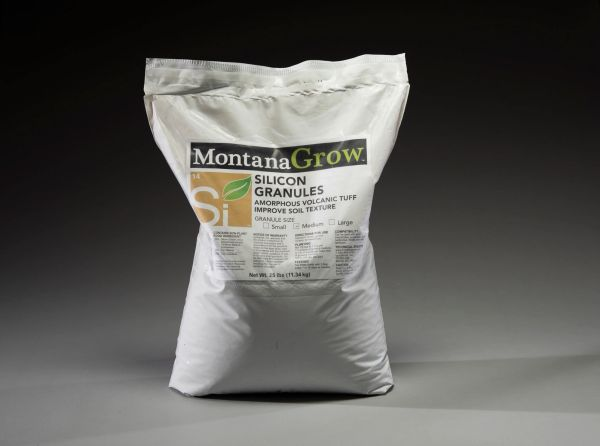 MontanaGrow Silicon Granules - 25 lb. bag