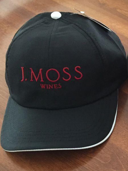 J. Moss Hat -- Black