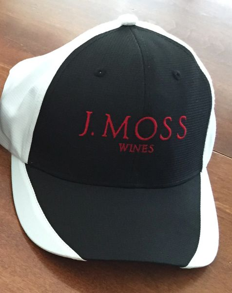 J. Moss Hat -- Black / White