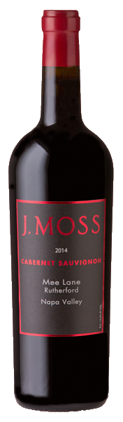 2014 Cabernet Sauvignon, Mee Lane Vineyard, Rutherford