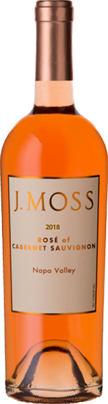 2018 Rose' of Cabernet, Napa Valley