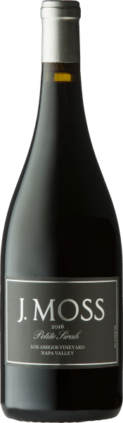 2016 Petite Sirah, Los Amigos, Napa Valley - SOLD OUT