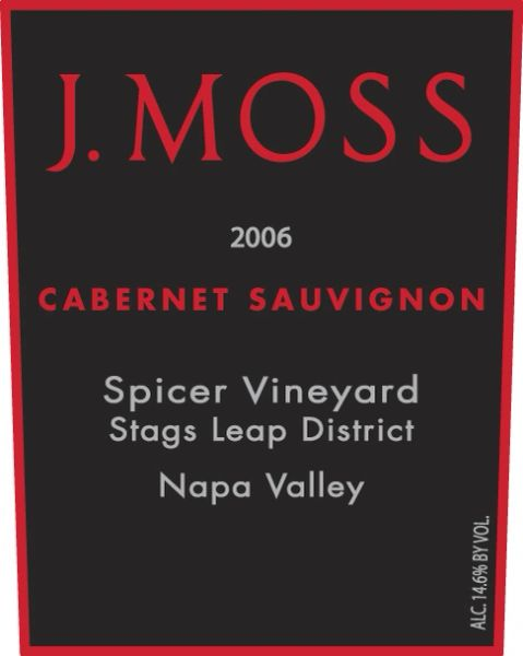 2006 Spicer Vineyard, Stags Leap Cabernet Sauvignon (Library Wine)