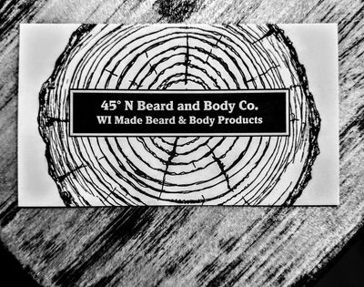 45° N Beard and Body Co