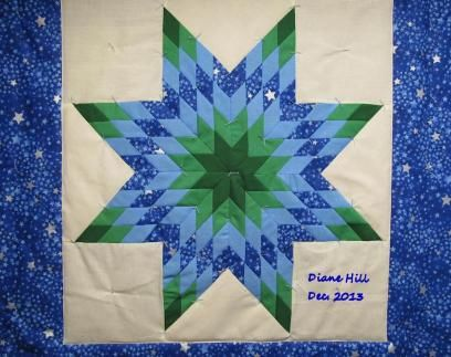 Diane's Native American Star Quilts www.dianesnativeamericanstarquilts.net
