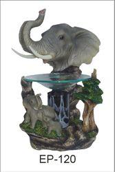 Elephant Poly Resin Burner