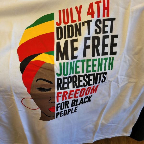 Juneteenth 4th of July