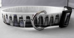 Dalek Dog Collar Handmade