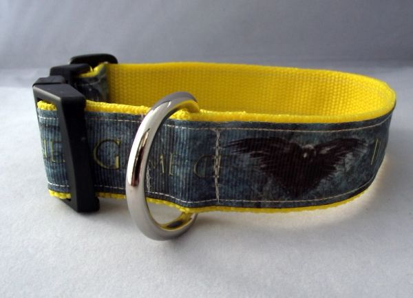 Game of Thrones Dog Collar Handmade