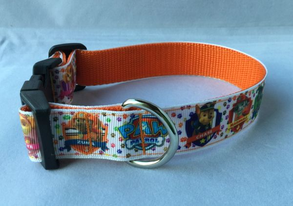 Paw's Handmade Dog Collar