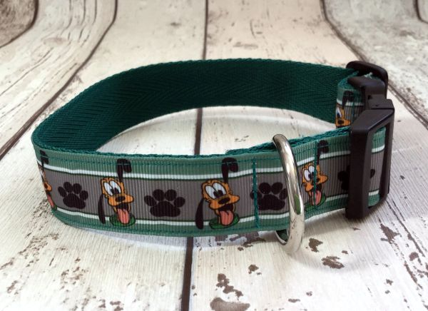 Pluto Handmade Dog Collar