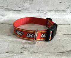 Handmade Lego Dog Collar