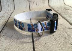 Big Brother Handmade Dog Collar