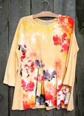 Jess & Jane Water Color Tunic