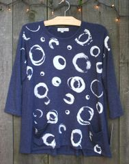Jess & Jane Circle Top -- LAST ONE!