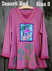 Flamingo Sweatshirt