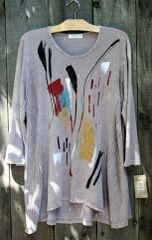 Jess & Jane Sketch Tunic -- LAST ONE!