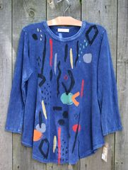 Jess & Jane Surprise Tunic --LAST ONE!