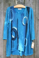 Jess & Jane Canali Tunic -- LAST ONE!